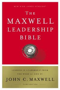 Cover NKJV, Maxwell Leadership Bible, Third Edition, Ebook
