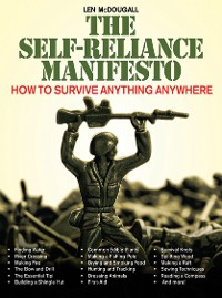 Cover The Self-Reliance Manifesto