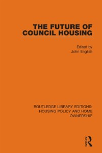 Cover Future of Council Housing