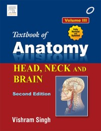 Cover vol 3: Living Anatomy of the Head and Neck