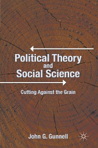 Cover Political Theory and Social Science