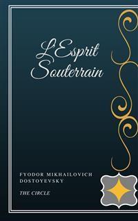 Cover L'Esprit Souterrain