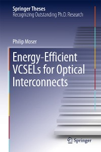 Cover Energy-Efficient VCSELs for Optical Interconnects