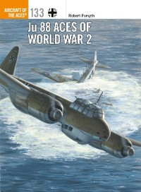 Cover Ju 88 Aces of World War 2