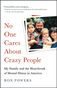 Cover No One Cares About Crazy People
