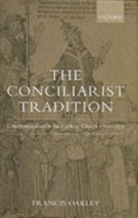 Cover Conciliarist Tradition