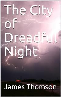 Cover The City of Dreadful Night