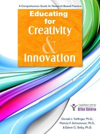 Cover Educating for Creativity and Innovation