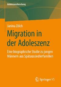 Cover Migration in der Adoleszenz