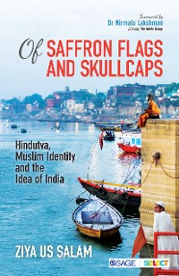 Cover Of Saffron Flags and Skullcaps