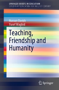 Cover Teaching, Friendship and Humanity