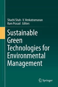 Cover Sustainable Green Technologies for Environmental Management