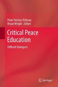 Cover Critical Peace Education