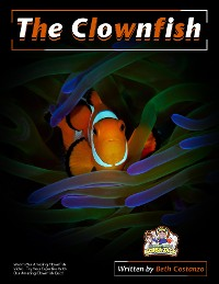 Cover Clownfish Activity Workbook For Kids