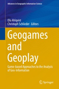 Cover Geogames and Geoplay