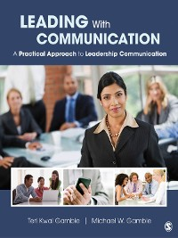Cover Leading With Communication