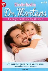 Cover Kinderärztin Dr. Martens 58 – Arztroman