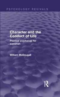 Cover Character and the Conduct of Life