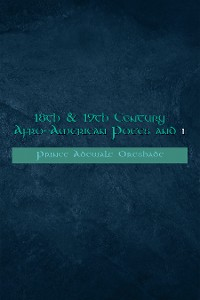 Cover 18Th & 19Th Century Afro-American Poets and I