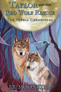 Cover Taylor and the Red Wolf Rescue