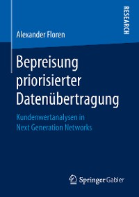 Cover Bepreisung priorisierter Datenübertragung