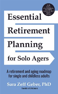 Cover Essential Retirement Planning for Solo Agers