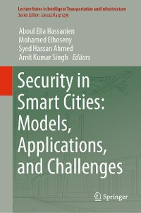 Cover Security in Smart Cities: Models, Applications, and Challenges
