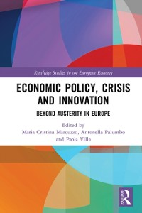 Cover Economic Policy, Crisis and Innovation