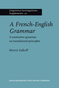 Cover French-English Grammar