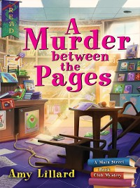 Cover A Murder Between the Pages
