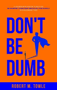 Cover Don't Be Dumb