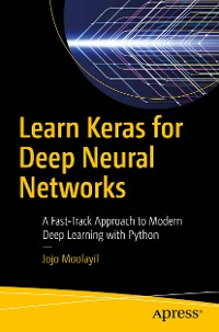 Cover Learn Keras for Deep Neural Networks