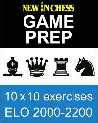 Cover New In Chess Gameprep Elo 2000-2200