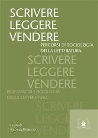Cover Scrivere, leggere, vendere