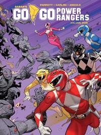 Cover Saban's Go Go Power Rangers Volume 5