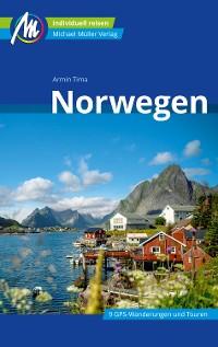 Cover Norwegen Reiseführer Michael Müller Verlag
