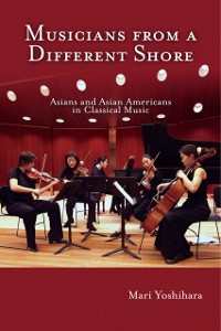 Cover Musicians from a Different Shore