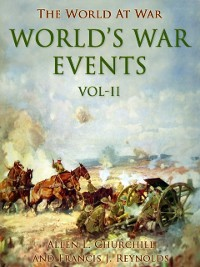 Cover World's War Events, Vol. II