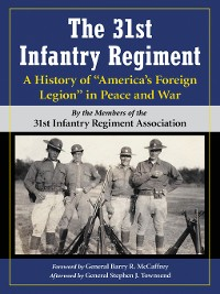 Cover The 31st Infantry Regiment