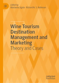 Cover Wine Tourism Destination Management and Marketing