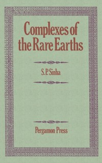 Cover Complexes of the Rare Earths