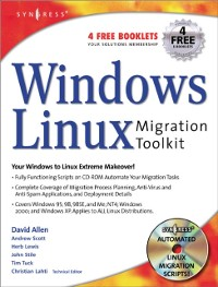 Cover Windows to Linux Migration Toolkit