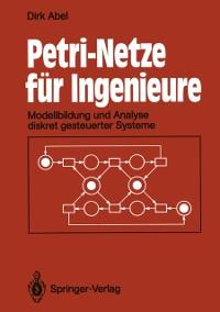 Cover Petri-Netze fur Ingenieure