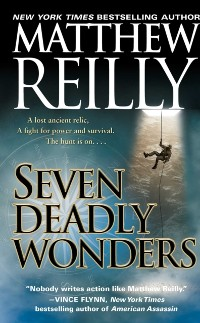 Cover Seven Deadly Wonders