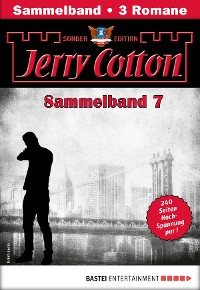 Cover Jerry Cotton Sonder-Edition Sammelband 7 - Krimi-Serie