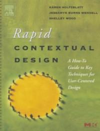 Cover Rapid Contextual Design