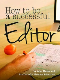 Cover How to Be a Successful Editor