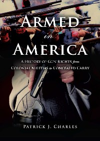Cover Armed in America