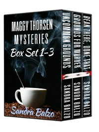 Cover Maggy Thorsen Mysteries Box Set
