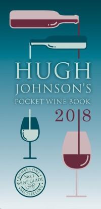 Cover Hugh Johnson's Pocket Wine Book 2018